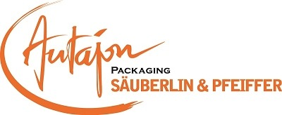logo autajon packaging Säuberlin & Pfeiffer